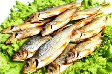 Вяленая рыба (Мерка)