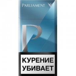 Сигареты Parliament P Line Blue МРЦ140