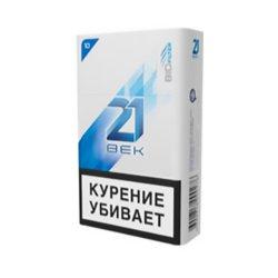 Сигареты 21 Век Sky Blue МРЦ95