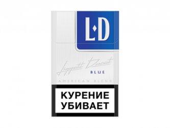 Сигареты LD Blue МРЦ105