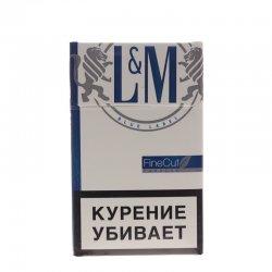 Сигареты L&M Blu Label МРЦ115