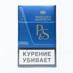 Сигареты Parker & Simpson Compact Blue МРЦ85