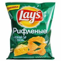 ЛЕЙЗ     150 г Нежный сыр с луком