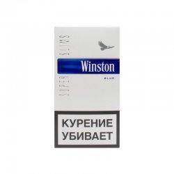 Сигареты Winston Blue МРЦ125