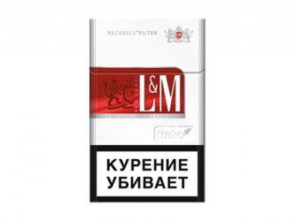 Сигареты L&M Red Label МРЦ115