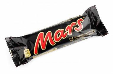 Шоколадный батончик Марс 50г