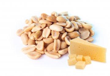 Арахис 100 гр со вкусом  Сыр