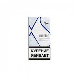 Сигареты Winston XStyle Blue МРЦ120