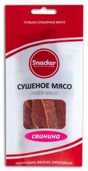 Snacker Свинина сушеная 50 г