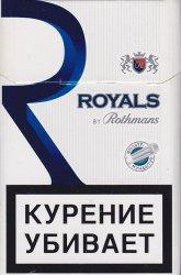 Сигареты Rothmans Royals Блю МРЦ85