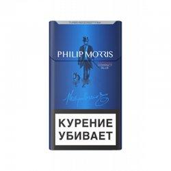 Сигареты Philip Morris Compact Blue МРЦ90