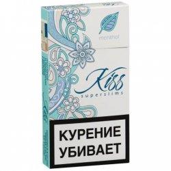 Сигареты Kiss Ментол МРЦ96
