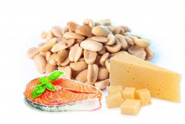 Арахис в глазури GONG cо вкусом семга с сыром 1 кг