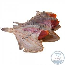 Рыба вяленая Камбала с икрой Р 1 кг