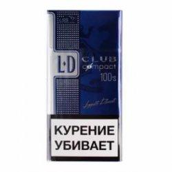 Сигареты LD Autograph Compact Blue МРЦ95